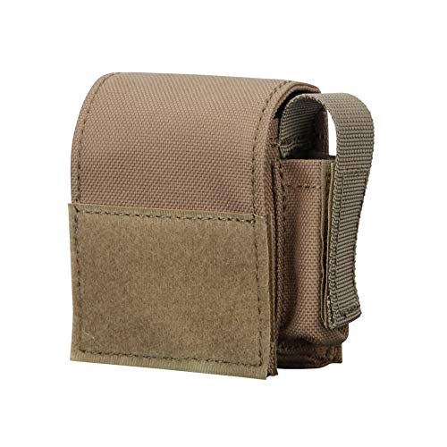 ATAIRSOFT Tactical Pouch 1 ATAIRSOFT 1000D Nylon Storage EDC Battery Cigarette Accessory Molle Small Waist Bag Pouch Pocket for Army Tactical Military Outdoors