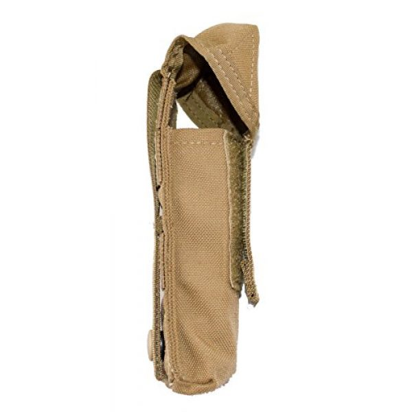 BALADOG Tactical Pouch 3 MOLLE Tactical Flashlight Pouch