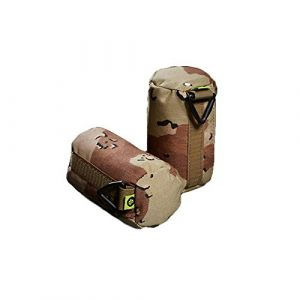 Flatline-Ops Shooting Bag 1 Flatline-Ops Booster Bag Shooting Bag Lightweight Water Resistant Cordura Black