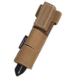 IDOGEAR Tactical Pouch 1 IDOGEAR Tactical Radio Antenna System Relocation Pouch Molle Pouch for PRC152 PRC148 MBITR