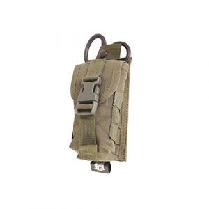 High Speed Gear Tactical Pouch 1 High Speed Gear Bleeder/Blowout Pouch Olive Drab 12Bp00Od