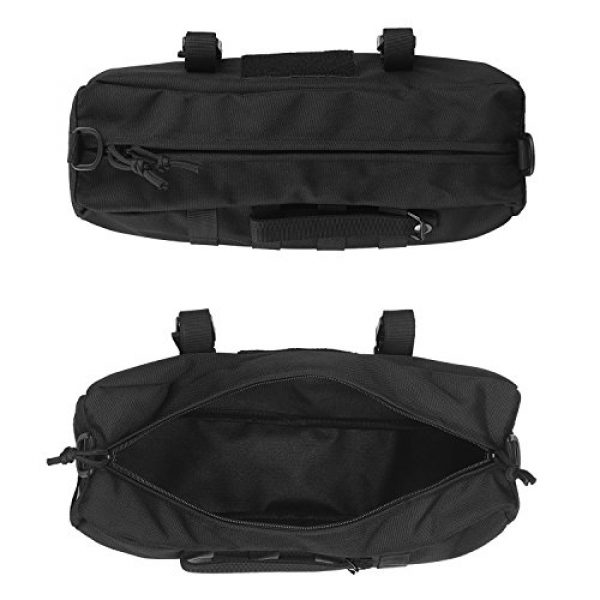 AMYIPO Tactical Pouch 4 AMYIPO Tactical Pouch Multi-Purpose Large Capacity Increment Pouch Short Trips Bag