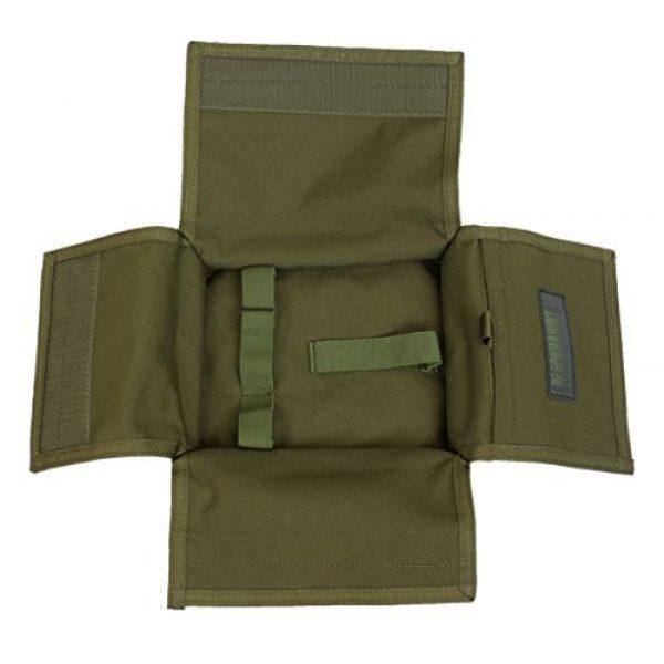 BLACKHAWK Tactical Pouch 1 Blackhawk STRIKE Quad-fold MOLLE Medical Pouch OD Green 37CL48OD