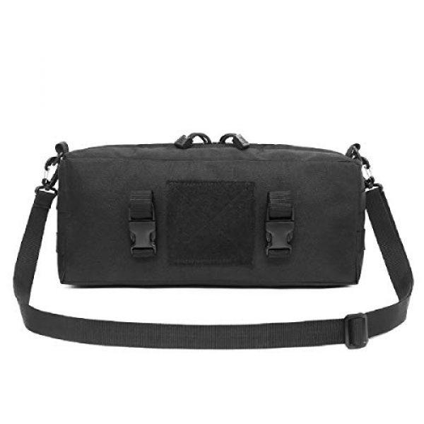 TRIWONDER Tactical Pouch 1 TRIWONDER Tactical Sling Bag Pack Molle Military Shoulder Bag Backpack Messenger Bag Utility Shoulder Satchel