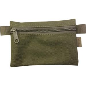"""Fire Force Tactical Pouch 1 Fire Force Item #8827 Personal Utility Pouch Small 4""""x6"""" Made in USA"""