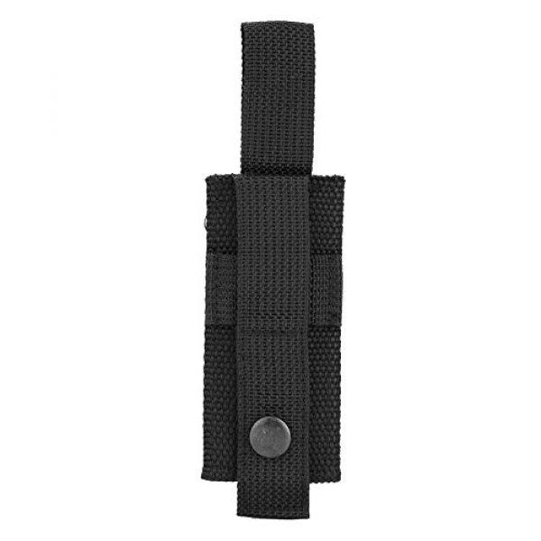 Alomejor Tactical Pouch 4 Alomejor Scissors Sheath, Nylon Medical Durable Key-Chain Shears Pouch Bag Holder