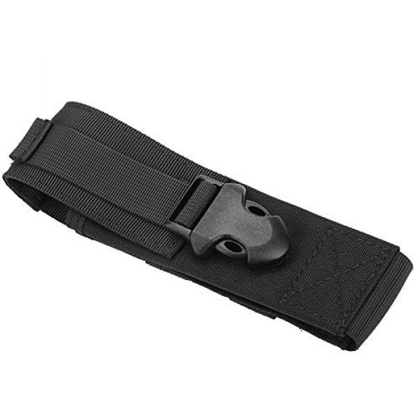 Yencoly Tactical Pouch 6 Yencoly Military Belt Pouch, Tactic Pouch, Tear Resistant Lightweight for Outdoor