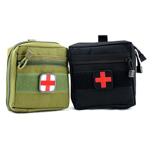 Bausweety Airsoft Morale Patch 3 Bausweety Medic Cross Tactical Patch 2 Pieces