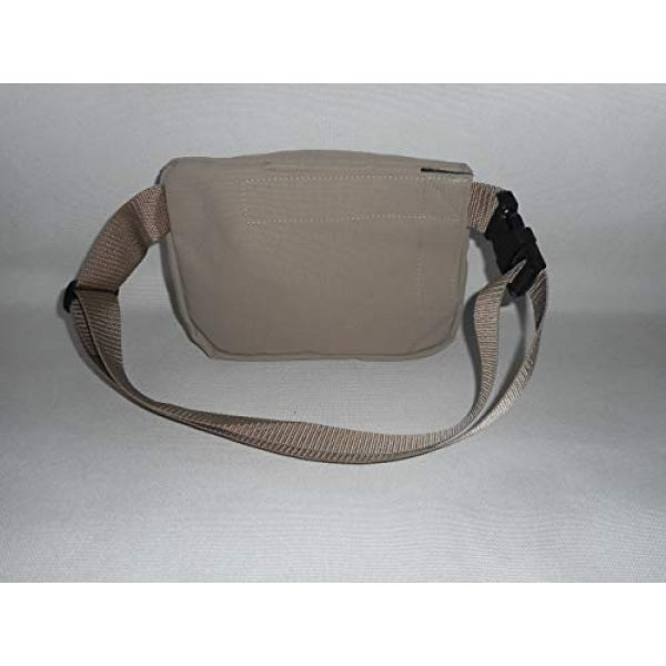 BAGS USA Tactical Pouch 2 BAGS USA Law Enforcement Fanny Pack,Gun Fanny Pack with Hidden Pocket,Made in U.s.a.