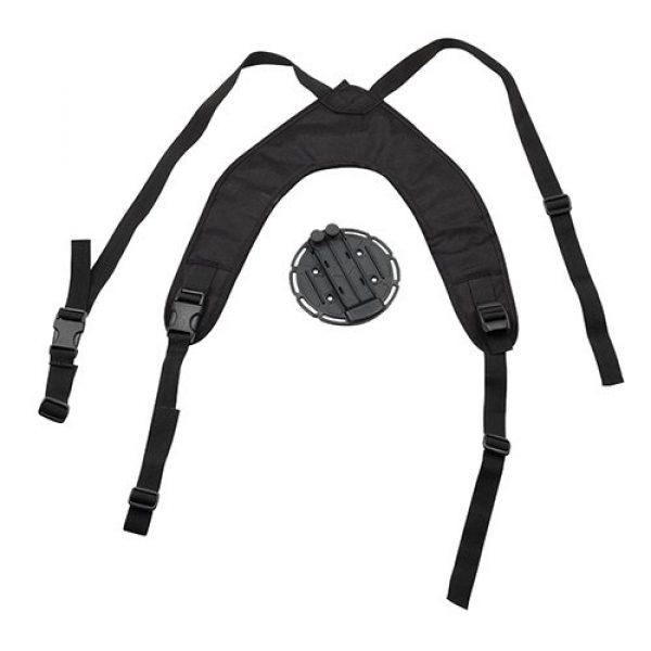 BLACKHAWK Tactical Pouch 1 BLACKHAWK Chest Harness