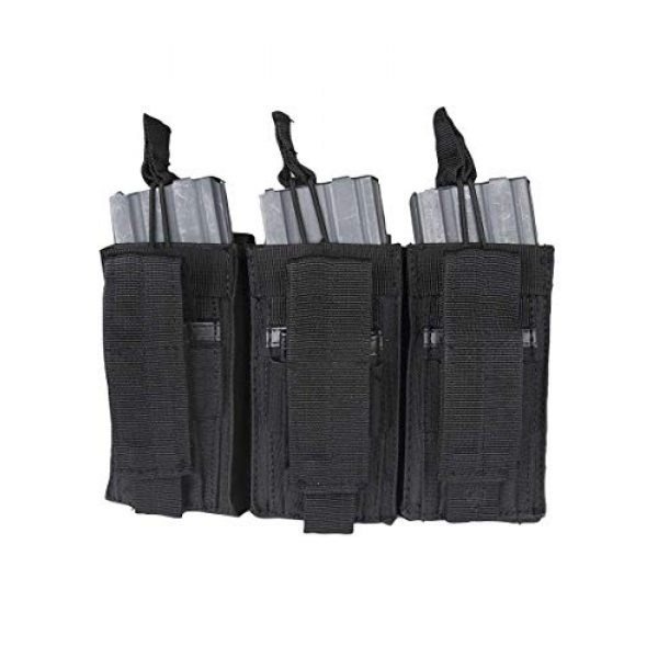 5ive Star Gear Tactical Pouch 1 5ive Star Gear TOT-5S Triple OT M4 M16 Magazine Pouch