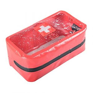 Yundxi Tactical Pouch 1 Yundxi Transparent First Aid Pouch Multifunction Emergency Medicine Storage Bag Waterproof Organizer Bag