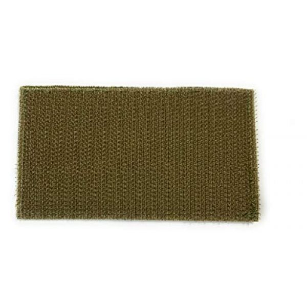 Almost SGT Airsoft Morale Patch 3 Puerto Rico Flag and Boricua Patches - Funny Tactical Military Morale Embroidered Patch Hook Backing(Camouflage)