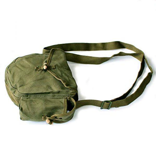 ANQIAO Tactical Pouch 3 Vietnam War Original Surplus China Type 56 Drum Magazine Bag Ammo Pouch