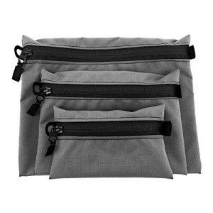 Battle Board Tactical Pouch 1 Battle Board Tactical Zip Pouch - Wolf Grey Accessory Pouch