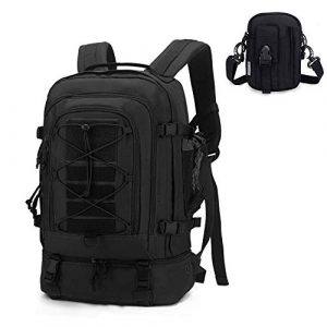 Mardingtop Tactical Backpack 1 Mardingtop Bundle Items: 28L Molle Hiking Tactical Backpack Black