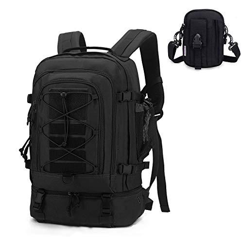 Mardingtop Tactical Backpack 1 Mardingtop Bundle Items: 28L Molle Hiking Tactical Backpack Black