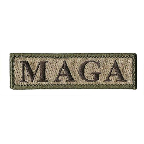 Gadsden and Culpeper Airsoft Morale Patch 1 Make America Great Again Patches