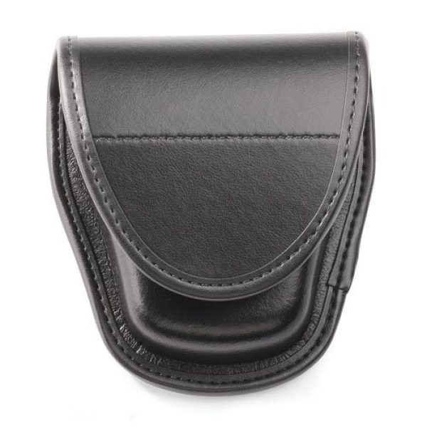 BLACKHAWK Tactical Pouch 1 BLACKHAWK Molded Plain Black Single Handcuff Pouch