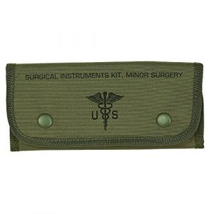 VooDoo Tactical Tactical Pouch 1 VooDoo Tactical Men's Empty Surgical Kit Pouch, Olive Drab