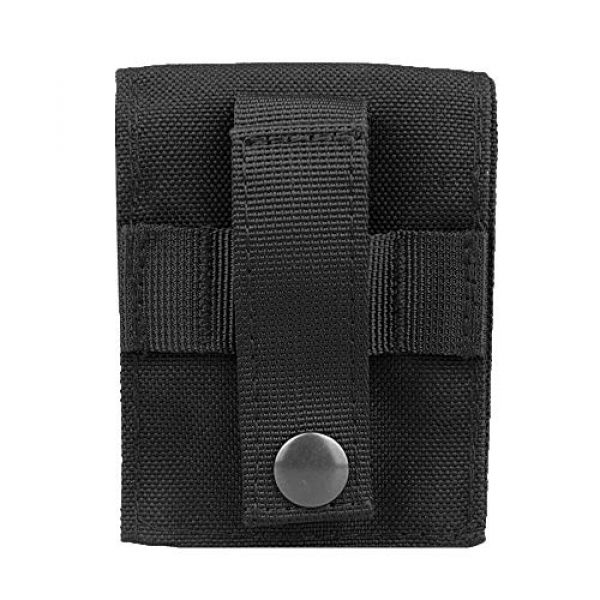 AMYIPO Tactical Pouch 4 AMYIPO Multi-Purpose Compact Waist Bags Small Utility Pouch Military Molle Pouch Tactical Sundries Storage Bag
