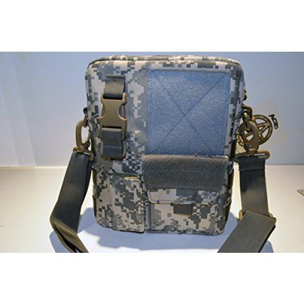Acid Tactical Tactical Pouch 2 Acid Tactical MOLLE First Aid Bag Pouch Trauma EMT Medic Utility - Digital ACU Camo