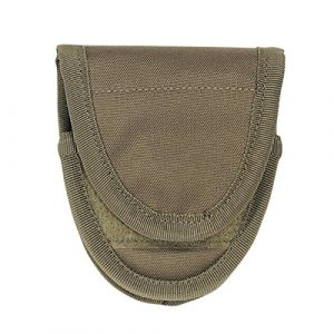 VooDoo Tactical Tactical Pouch 1 VOODOO TACTICAL MOLLE Compatible Handcuff Case