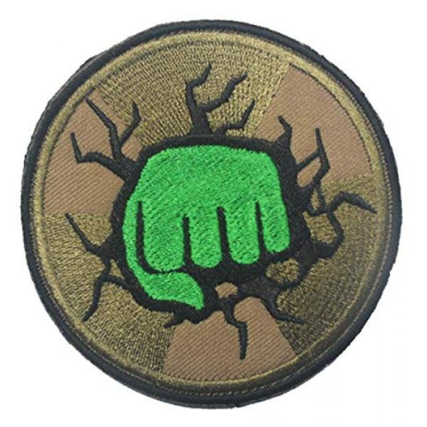 Embroidered Patch Airsoft Morale Patch 6 9pc Marvel Avengers Super Hero 3D Tactical Patch Military Embroidered Morale Tags Badge Embroidered Patch DIY Applique Shoulder Patch Embroidery Gift Patch