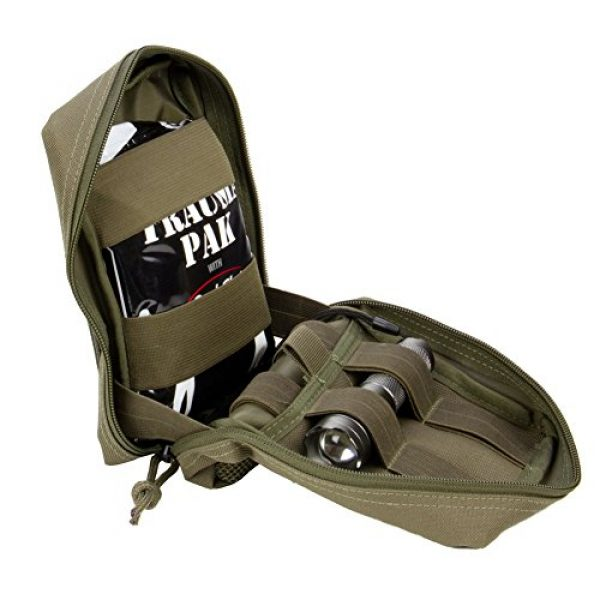 3V Gear Tactical Pouch 3 3V Gear MOLLE Large Medic Pouch