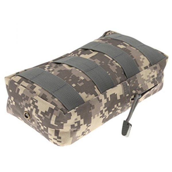 aternee Tactical Pouch 6 aternee Outdoor Travel Camping Hiking MOLLE Bag