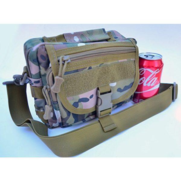 Acid Tactical Tactical Pouch 2 Acid Tactical MOLLE First Aid Bag Pouch Trauma Multicam Multi camo EMT Medic Utility
