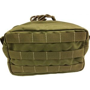 Fire Force Tactical Pouch 1 Fire Force Item 8902 MOLLE Horizontal Utility Pouch Made in USA