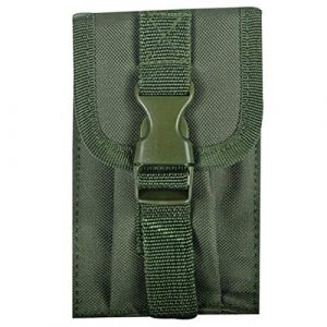 Fox Outdoor Tactical Pouch 1 Fox Outdoor Modular Strobe/Compass Pouch Olive Drab