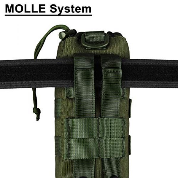 AMYIPO Tactical Pouch 5 AMYIPO Tactical MOLLE Water Bottle Pouch
