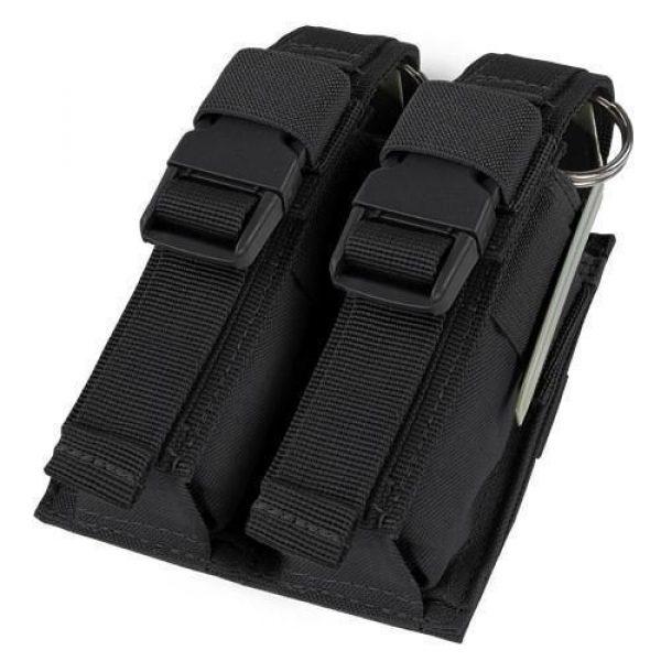 BestSeller989 Tactical Pouch 1 BestSeller989 Condor Tactical Double Flashbang Pouch - Black