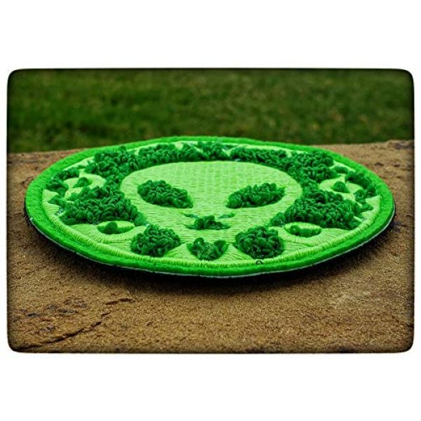 Check Six Patch Works Airsoft Morale Patch 4 Crop Circle Morale Patch