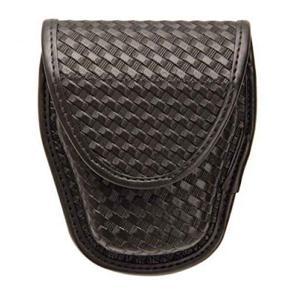 BLACKHAWK Tactical Pouch 1 BLACKHAWK Molded Basketweave Single Handcuff Pouch