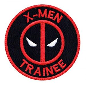 Tactical Patch Works Airsoft Morale Patch 1 Dead X-Men Trainee Inspired Art Pool Patch