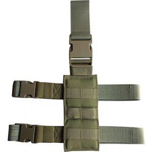 Fire Force Tactical Pouch 1 Fire Force Item 8609 Drop Leg Platform Narrow Made in USA