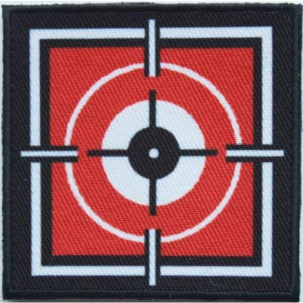 Tactical Embroidery Patch Airsoft Morale Patch 1 Rainbow Six Operator Glaz Embroidery Patch Military Tactical Morale Patch Badges Emblem Applique Hook Patches for Clothes Backpack Accessories