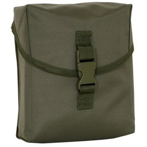 Fox Outdoor Tactical Pouch 1 Fox Outdoor S.A.W. Pouch Olive Drab
