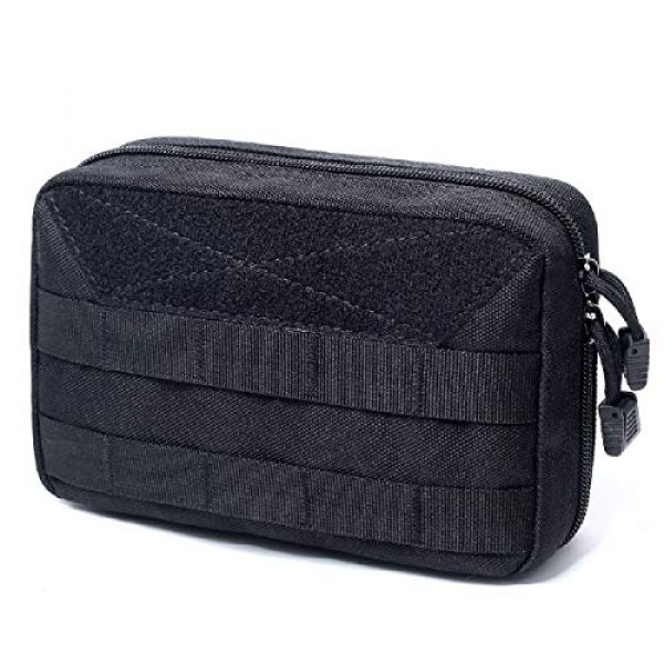Azarxis Tactical Pouch 1 Azarxis Tactical MOLLE Rip-Away EMT Medical First Aid IFAK Blowout Pouch Trauma Bag