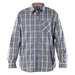 5.11 Tactical Shirt 1 5.11 Tactical Men's Covert Flex Long Sleeve Shirt, Moisture Wicking, Button-Up, Style 72428