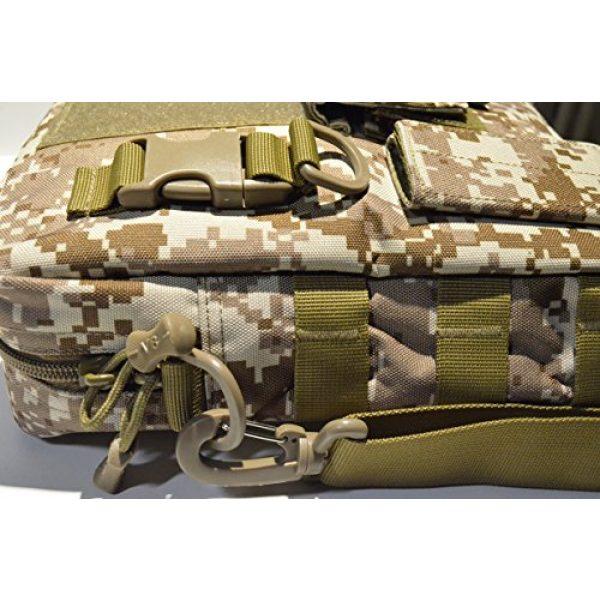 Acid Tactical Tactical Pouch 5 Acid Tactical MOLLE First Aid Bag Pouch Trauma EMT Medic Utility - Desert MarPat Digital Camo