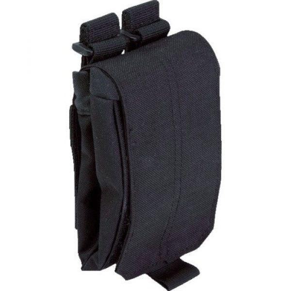 5.11 Tactical Pouch 1 5.11 Tactical Expandable Large Drop Pouch, 10-Inch Storage, Water/Weather Resistant, Style 58703