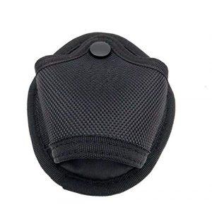 JFFCE Tactical Pouch 1 JFFCE Universal Quick Release Handcuff Case Top Open Handcuff Holder