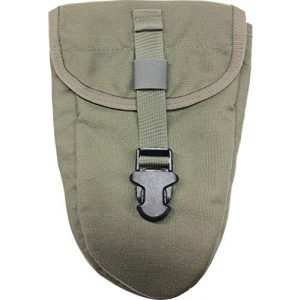 Fire Force Tactical Pouch 1 Fire Force Item # 8930 MOLLE II Carrier, Entrenching Tool, eTool Pouch, Shovel Pouch New Made in USA