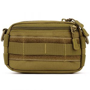 Huntvp Tactical Pouch 1 Huntvp Tactical Utility MOLLE Pouch Outdoor Casual Messenger Bag Military Waist Belt Bag Pack