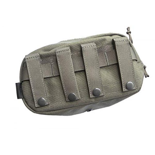 Airsoft Mega Armory Tactical Pouch 3 AMA Airsoft Tactical 1000D Large Utility MOLLE Pouch