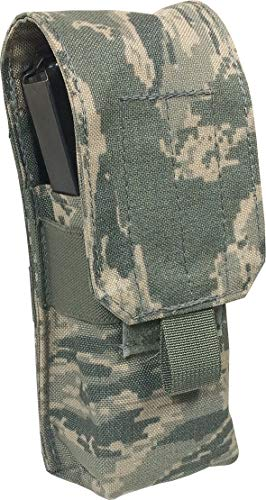 Fire Force Tactical Pouch 1 Fire Force #8648 Molle M4/M16 Single Mag Pouch (Holds 2) Made in USA
